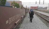 How to Hop Freight Trains
