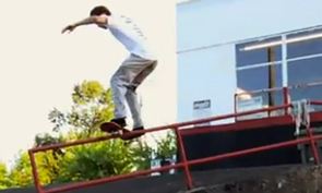 HUF's #HUFNWTOUR Skate Video