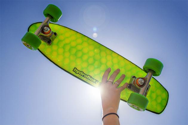 hydroflex skateboards