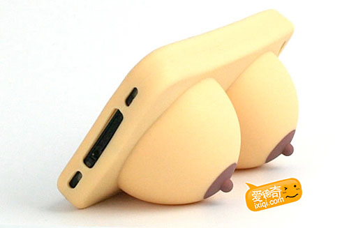 iboobs iphone stand