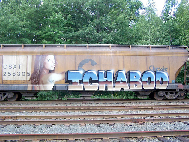 ichabod hopper graffiti