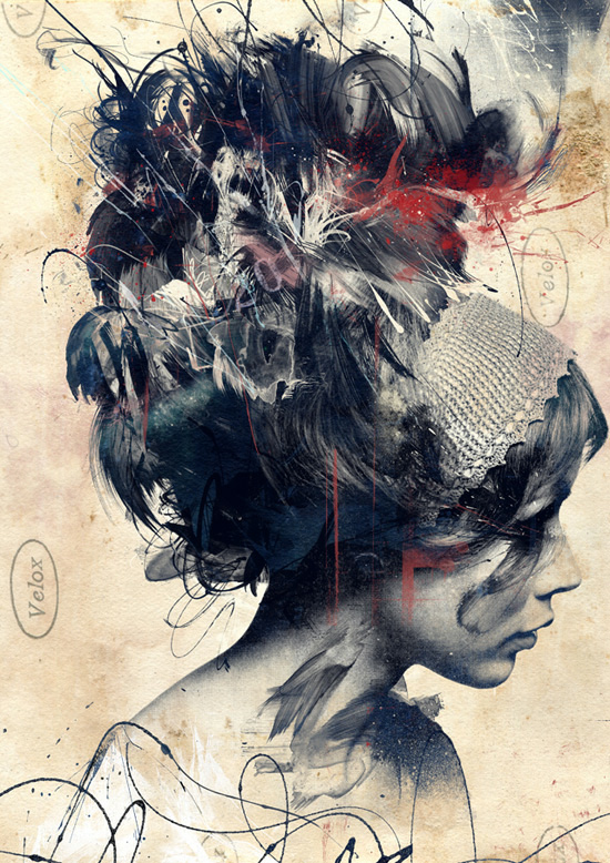 illustration by russ mills