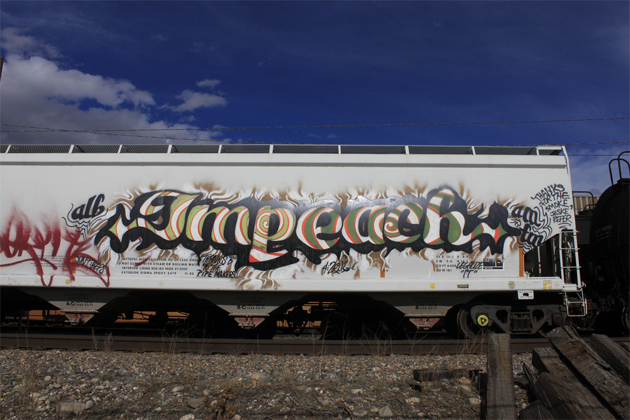 impeach graffiti