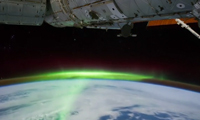 Time-lapse Video from the International Space Station