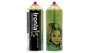 Ewok & Ironlak Can Release