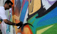 Ironlak Primary Flight Graffiti Video