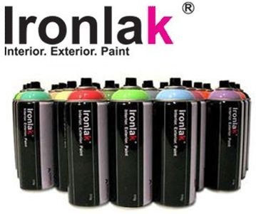 Ironlak Service Announcement Senses Lost