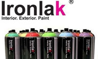 Ironlak Service Announcement