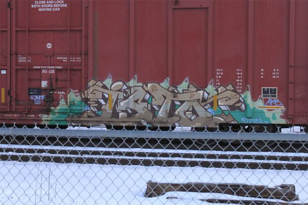 isto graffiti