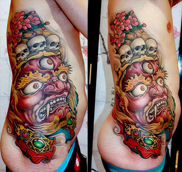 Tattoo Tuesday No. 226   Senses Lost