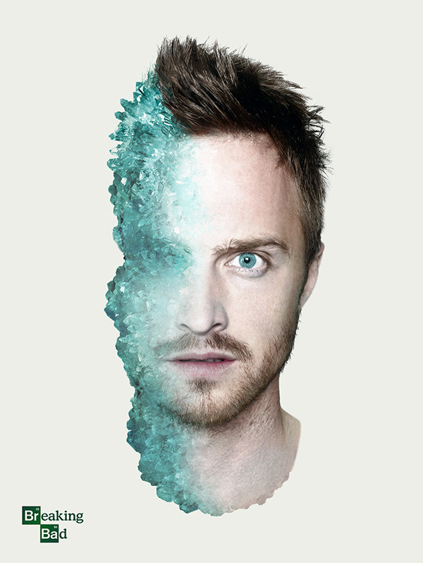 jesse breaking bad poster