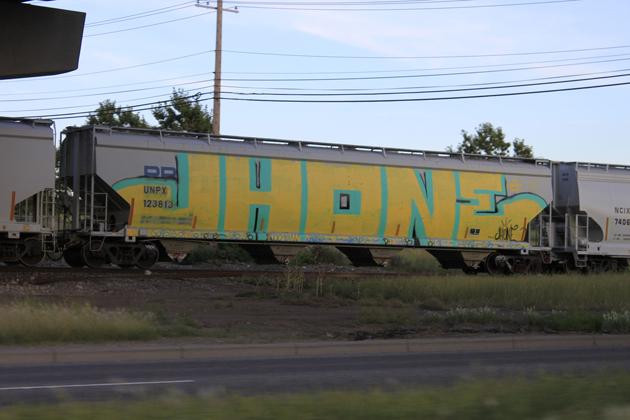 jhone graffiti