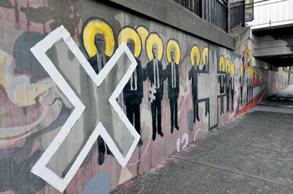 joel richardson mural toronto street art