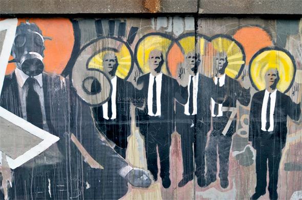 joel richardson street art in toronto
