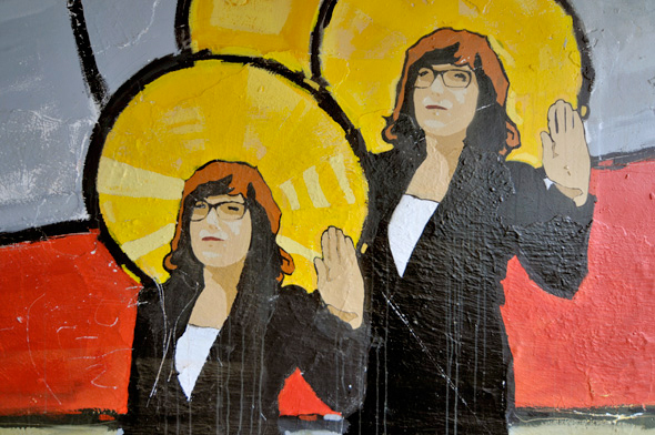 joel richardson dundas mural