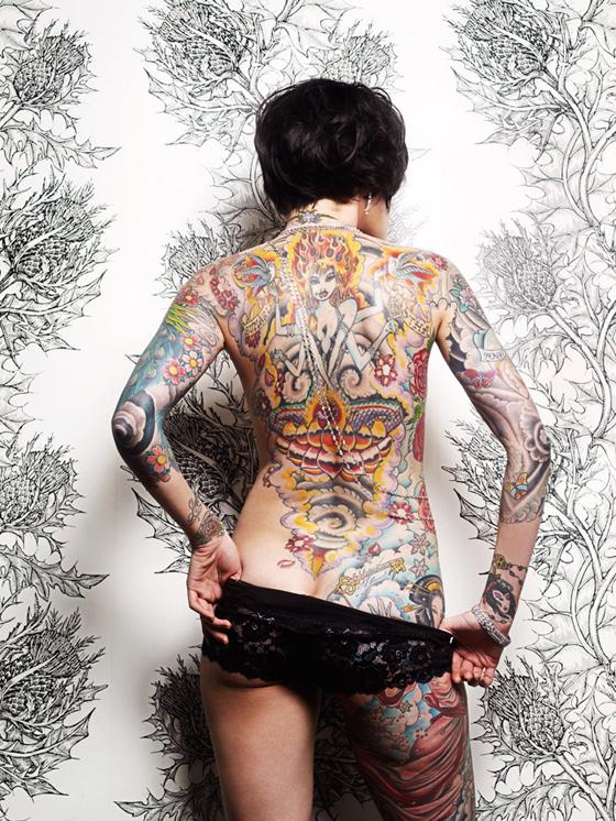 Julie Becker Tattoo Artist