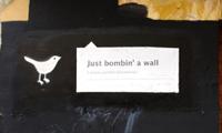 Twitter Graffiti