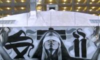 El Mac, Retna & Kofie – Justice Mural for Manifest Equality