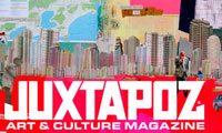 Juxtapoz New Site Design