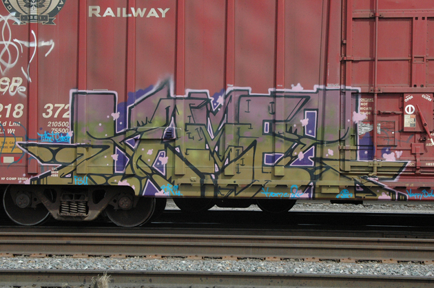 kamer boxcar