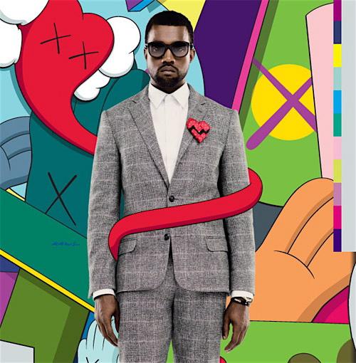 Kanye West Kaws Album