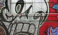 Katsu Graffiti Scale Paintings