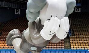 Macy's Thanksgiving Day Parade Balloon from KAWS