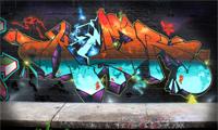 Kem5 and Rath Graffiti