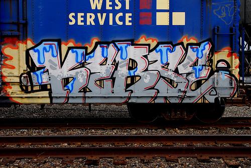 Kerse Freight Graffiti