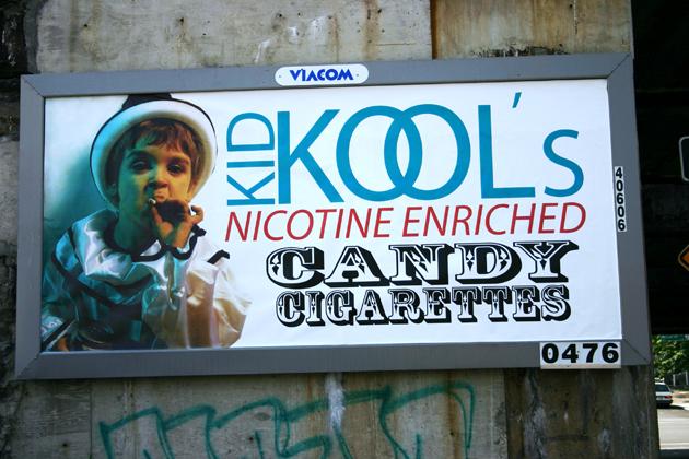 kid kool billboard