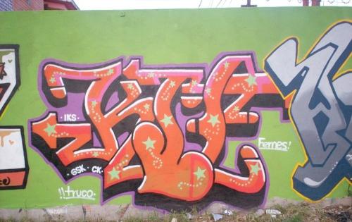 kif graffiti