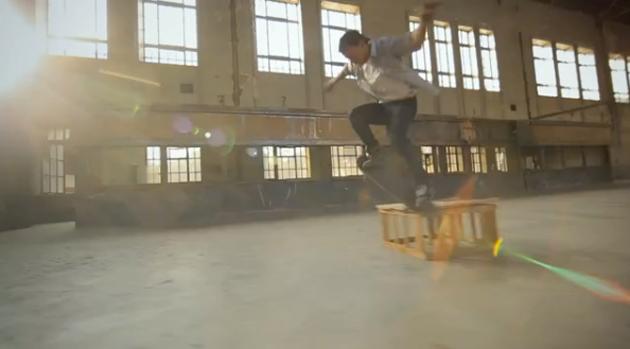kilian martin skateboarding