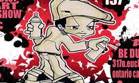 King 157 Art Show
