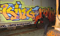 King157 Graffiti Interview
