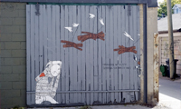 Know Hope Mural Toronto