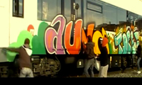 Kobra Spray Paint Promotional Video