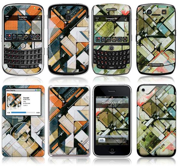 Kofie Gela Skins Designs