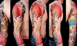 Tattoo Tuesday No. 148