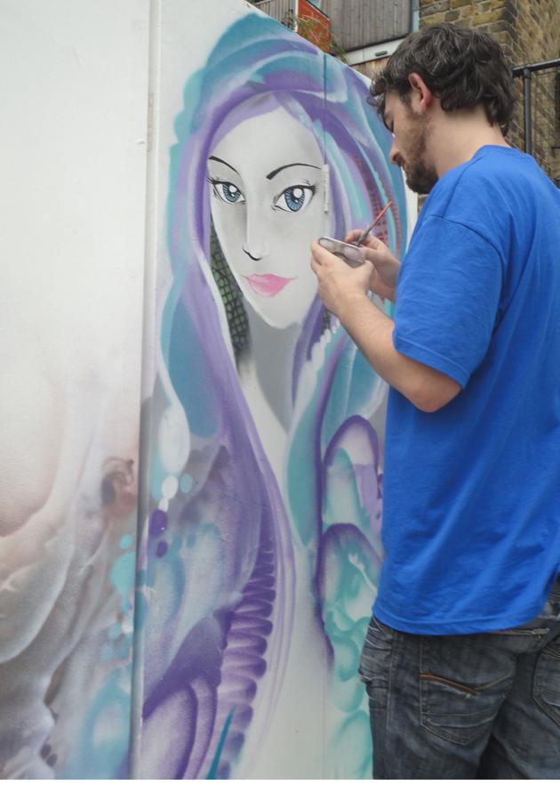 The Krah painting