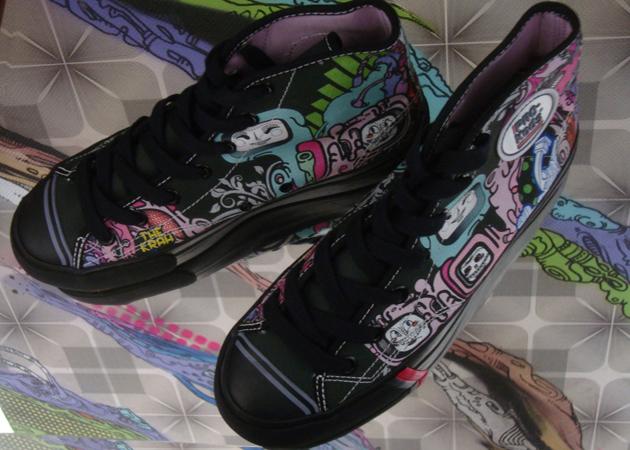 The Krah shoes