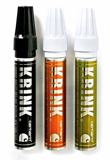 krink carhartt markers