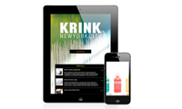 KRINK iPhone & iPad App