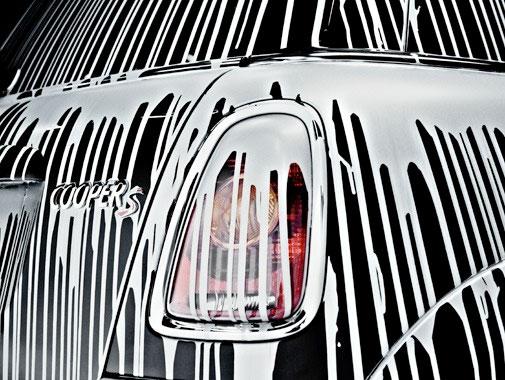 krink mini cooper car