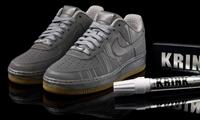 Nike Krink Air Force 1s