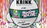 MunnyWorld Battle – Krink vs Monster Kolor