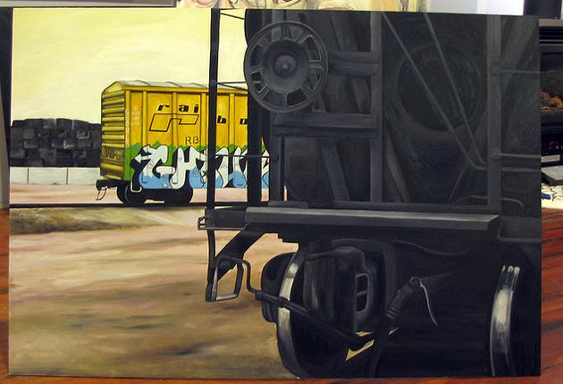 kris moffatt ghouls freight graffiti