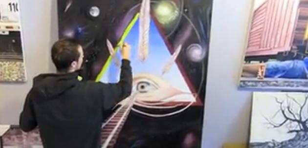 kris moffatt painting
