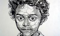 Stencil Portraits by Kris Trappeniers