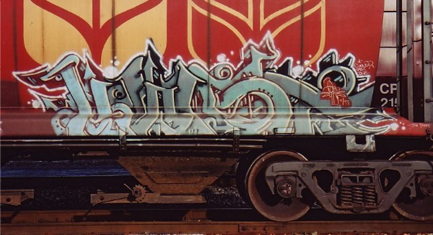 kwest graffiti hopper