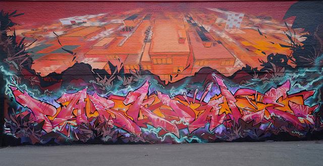 kwest toronto mural